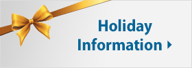 Holiday Information