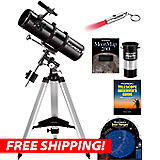 Orion SpaceProbe 130ST EQ Reflector Telescope Kit