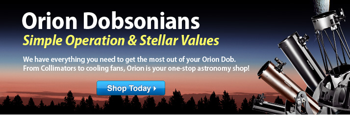 Orion Dobsonians