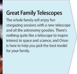 Best Telescopes for Families